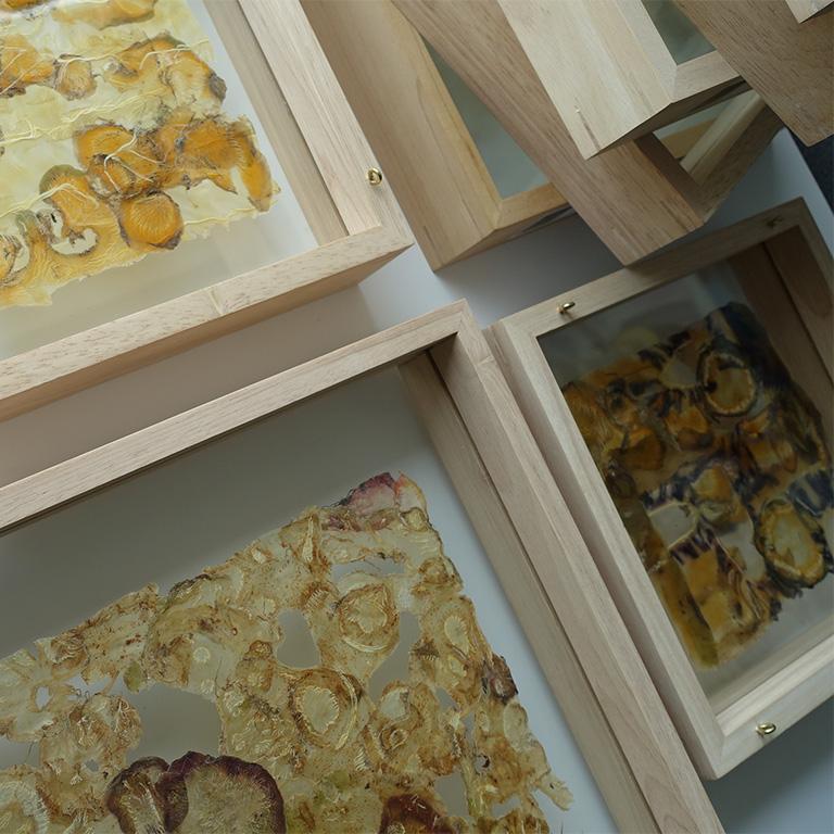 Framing all artworks