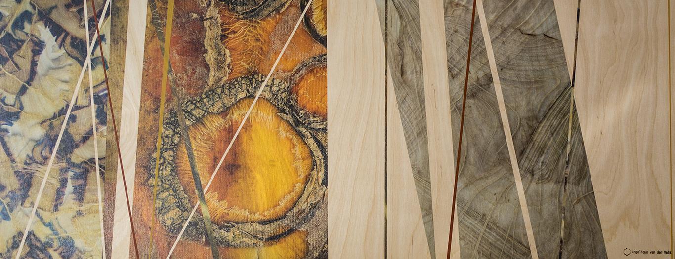Organisch en abstract #4