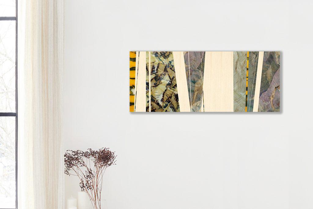 Organisch en abstract #7 in interieur